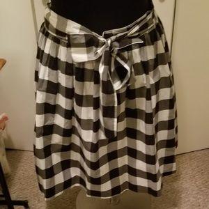 NWT Midi Dirndl Skirt